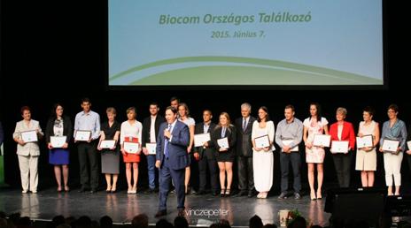 Startfejes a nyárba – Biocom országos találkozó júniusban