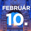 Budapest – Február 10. szerda 18:00