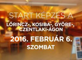 Szombati Start képzés program – Lőrincz-ág