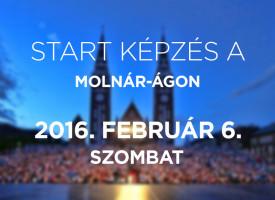 Molnár-ág Start Szegeden, szombaton